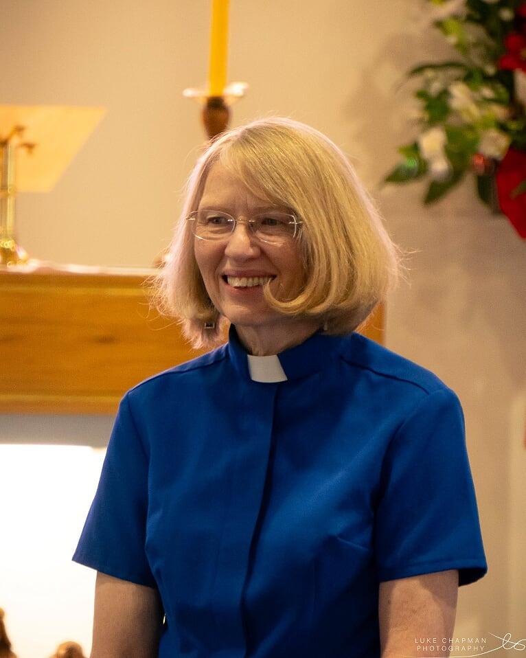 Rev Felicity Whitcombe