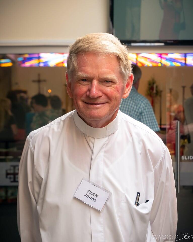 Rev Ivan Jones
