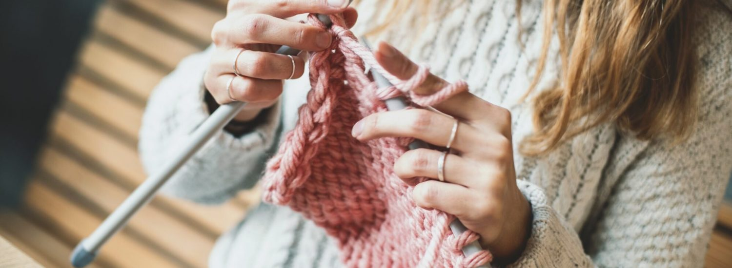 Knit, Crochet, Embroider or…